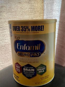 Enfamil big cans Exp date 2022 3 Cans Available for Sale in South Gate,  CA