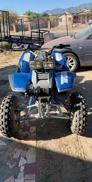 Yamaha warrior 350cc for Sale in San Bernardino, CA