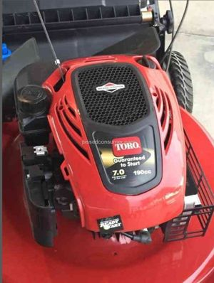 Toro Recycler 22 in. Personal Pace Variable Speed Gas Walk Behind Self Propelled Lawn Mower with Blade Stop System for Sale in Rochdale, MA
