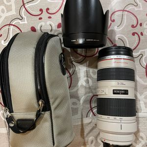 Canon 70-200mm EF 2.8 Lens for Sale in Palatine, IL