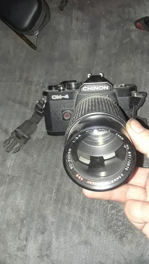 Chinon camera for Sale in Modesto, CA
