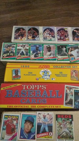5. Full complete sets of cards for Sale in Concord, CA
