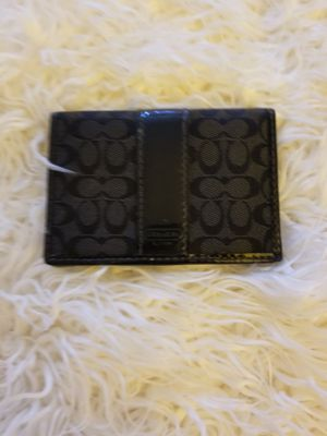 Authentic coach wallet for Sale in Detroit, MI