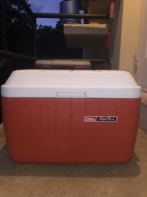 """Coleman """"polylite cooler"""" for Sale in Miami, FL"""