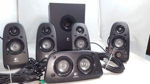 Logitech surround sound speakers for Sale in Costa Mesa, CA