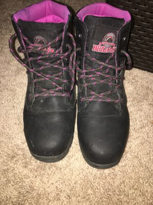 Work boots for Sale in Mesquite, TX