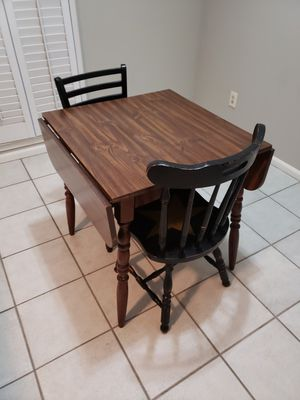 Antique Drop Leaf Table & Chairs for Sale in Smyrna, GA