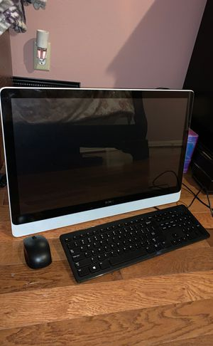 Dell computer - inspiration 24 3455 for Sale in Fresno, TX