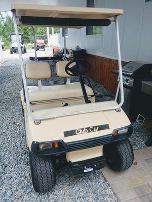 96 club car gas cart 2700.00 for Sale in Richmond, VA