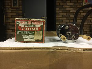 Pflueger Trump fishing reel for Sale in North Royalton, OH
