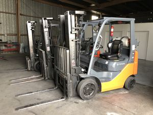 TOYOTA PROPANE FORKLIFTS for Sale in Pomona, CA