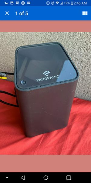 Panoramic Wifi Gateway Modem/router Model: Cgm4141cox for Sale in Las Vegas, NV
