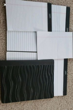 Notepads And Composition Note Book for Sale in Herndon, VA