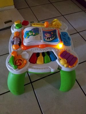 Toddler learning toy table for Sale in Phoenix, AZ