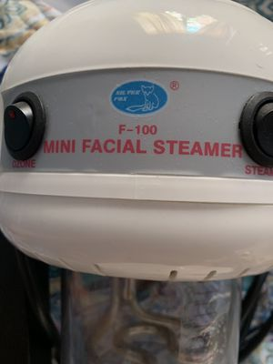 F-100 mini facial steamer for Sale in Cocoa Beach, FL