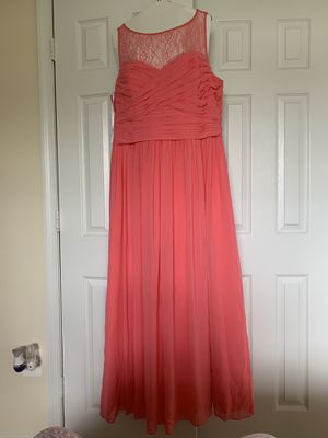 Long pink dress for Sale in Arlington, VA