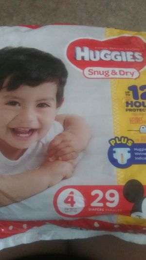 Huggies Diapers for Sale in Taylor, MI