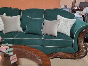 Clásico Set de Sofa y Loveseat for Sale in Santa Fe Springs, CA