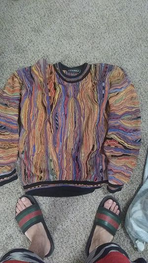 Tundra coogi sweater for Sale in Portland, OR