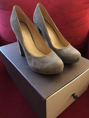Michael Kors heels suede for Sale in Woodstock, GA