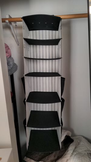 Hanging Closet Organizer for Sale in Los Angeles, CA