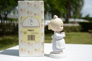 """Precious Moments """"The Good Lord Always Delivers"""" Figurine for Sale in Miami, FL"""