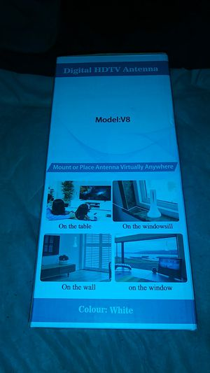 2019 Updated Digital Amplified HDTV ANTENNA 80-120miles for Sale in Portland, OR