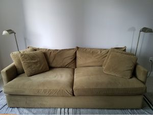 """Crate & Barrel 83"""" couch for Sale in Philadelphia, PA"""
