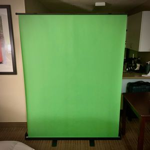 Homegear Green Screen 5' X 6' for Sale in Marietta, GA