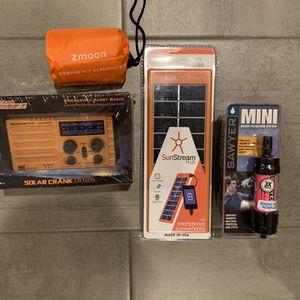 Emergency Preparedness Kit for Sale in Phoenix, AZ