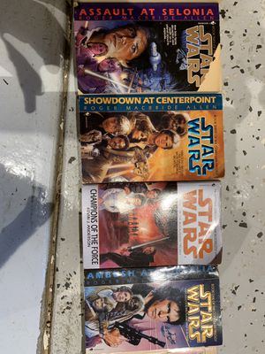 Star Wars book collection for Sale in Elk Grove, CA