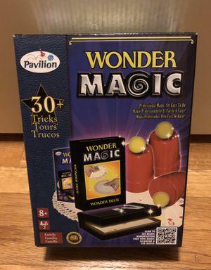 Wonder magic 30+ tricks for Sale in Los Angeles, CA