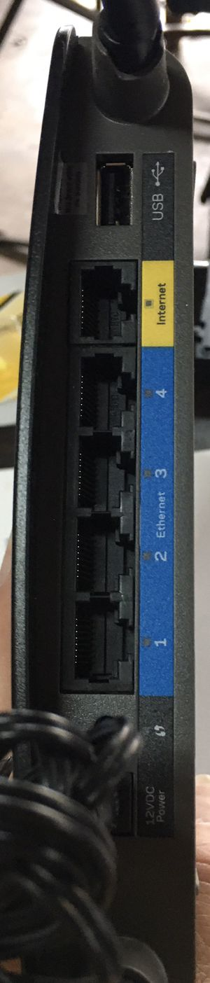 Linksys router for Sale in Longwood, FL