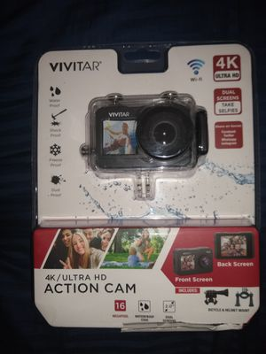 4K action cam brand new for Sale in Littleton, CO
