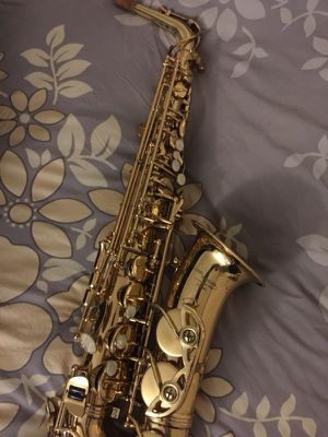 alto saxophone, good quality for Sale in Santa Clara, CA