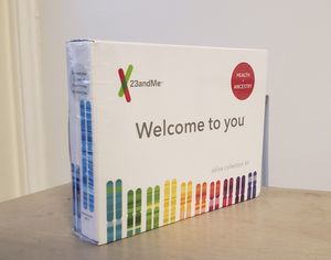 23andMe Health + Ancestry Saliva Collection Kit for Sale in Glendale, CA