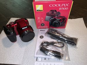 Nikon Coolpix B500 Digital Camera for Sale in Hialeah, FL