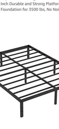 Platform Bed Frame for Sale in Germantown,  MD
