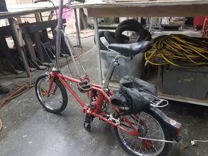 Vintage HON California folding bike. for Sale in Portland, OR