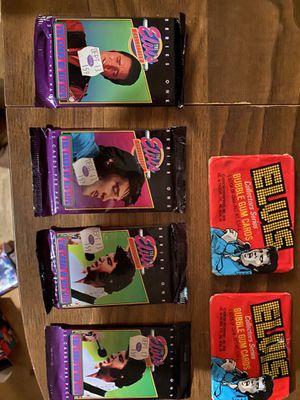 Elvis Presley cards unopened for Sale in Cottle, WV