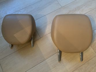 Two OEM Headrests for Porsche Cayenne for Sale in Kirkland,  WA