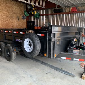 14ft Dump Trailer for Sale in Westminster, CO