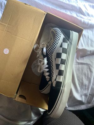 Size 10.5 vans for Sale in Hyattsville, MD