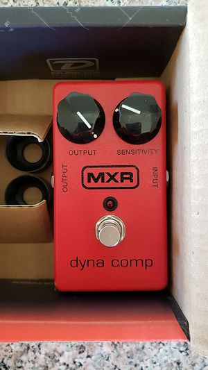 MXR Dyna Comp for Sale in Los Angeles, CA