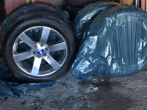 "Genuine OEM 20"" SS Trailblazer WHEELS AND TIRES for Sale in Grosse Pointe Park, MI"