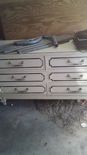 Old dresser unknown maker for Sale in Wichita, KS