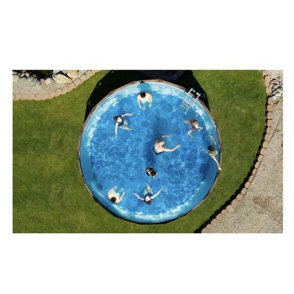 18 ft Coleman Power Steel Swim Vista Series II Swimming Pool