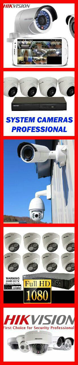 Camera systems for house and bussines all full HD by cell for Sale in Hialeah, FL