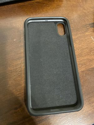 Quad lock iPhone X/XS case and motorcycle mount for Sale in Ontario, CA