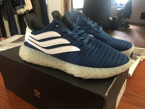 Adidas SOBAKOV Size 4.5 & 5 Youth, Women's Size 6 & 6.5 for Sale in Philadelphia, PA